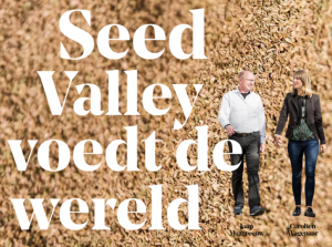 Seed Valley interview Impact Magazine