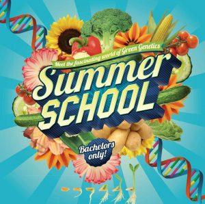 Summer School Green Genetics 2019