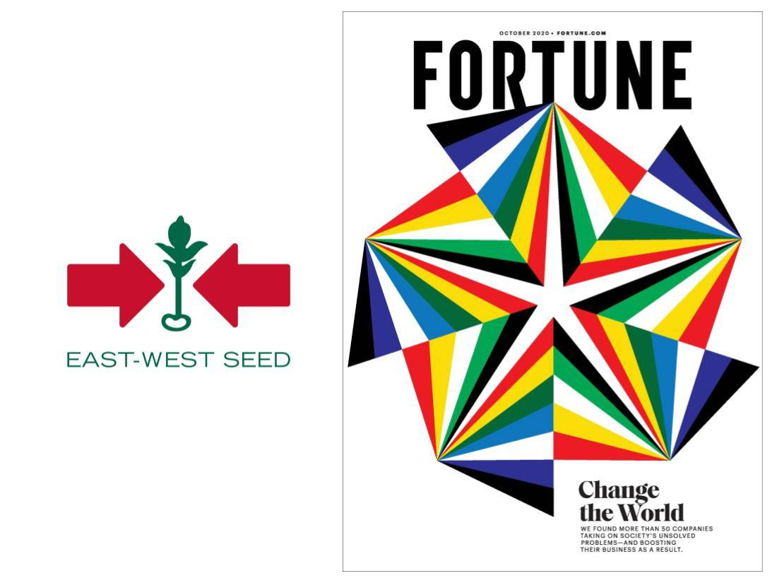 East-West Seed ranked 28th in Fortune Change the World list