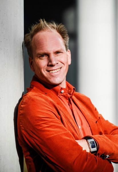 Joost Keurentjes (foto UvA, Jeroen Oerlemans)