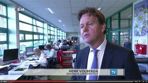 professor Henk Volberda